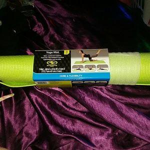 Brand new yoga mat